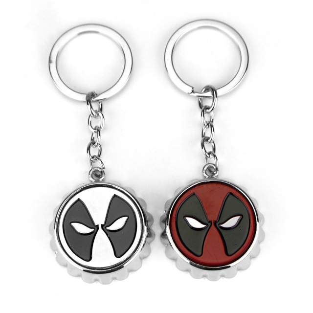 Deadpool Keychains Collection (9 Designs) 2