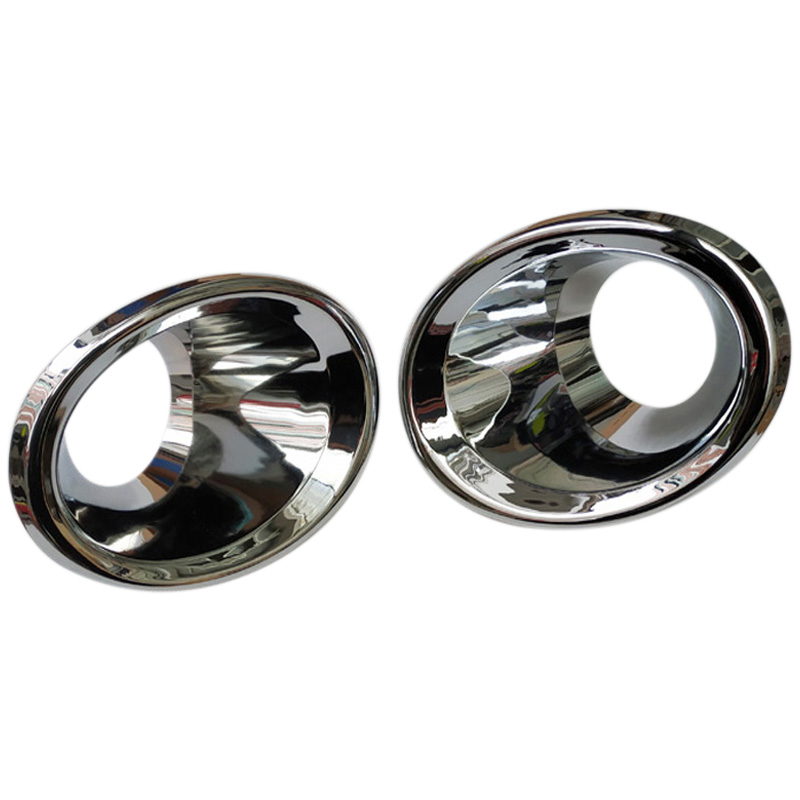 Front Fog Light Trim Cover ABS Chrome Car Styling Accessories For Nissan Nv200 Evalia 2010 2013 2014 2015 2016