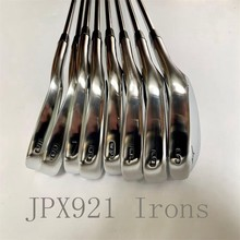 Golf Clubs JPX921 FORGED Iron Set Golf Irons Set 5-9PGS 8Pcs With Steel Graphite Shaft Head Cover