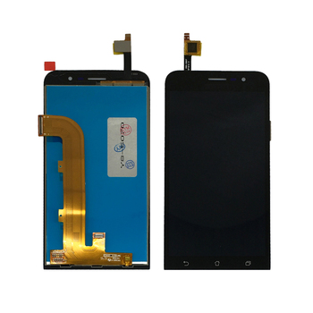 "5.0"" Original Screen For Asus Zenfone Go ZB500KL LCD Display Touch Screen with Frame For ASUS ZB500KL Display Digitizer X00AD"