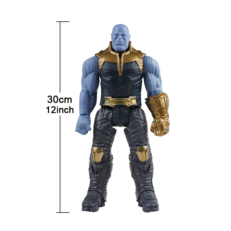 Marvel Avengers Super Hero Action Figures 30cm 7
