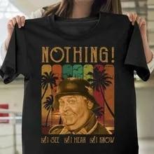Unisex T-Shirt Sgt Schultz Hogans Heroes Shirts For Men Women Friends Perfect Funny
