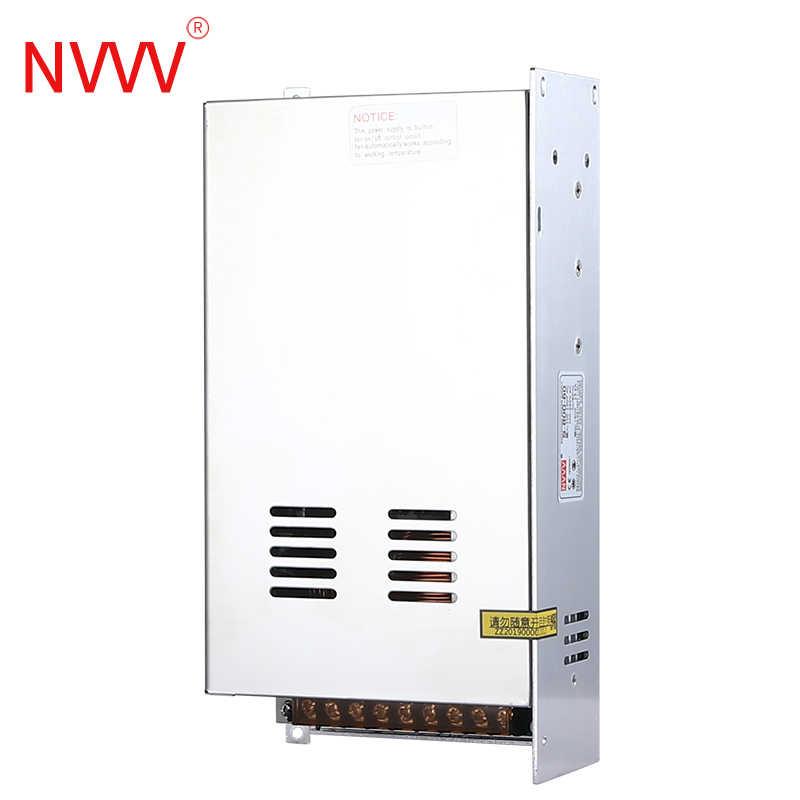 Nvvv S-800-60v 13.3a Chuyển Đổi Nguồn Điện AC/DC Biến Áp Có Đủ Công Suất
