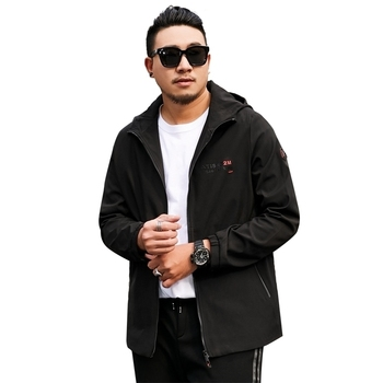 2020 New 8xl 7xl Men Spring And Autumn Jackets And Coats Plus Size Large Size Jackets Mens Clothes High Quality Windbreaker