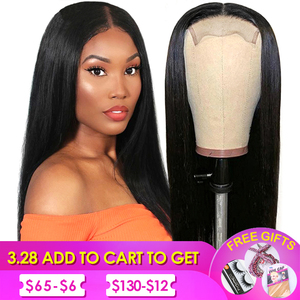 Closure Wig Human Hair Wigs Human Hair Lace Wig Brazilian Straight Human Hair Wigs For Black Women 4×4 Lace Wig Dorisy Non Remy
