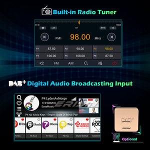 Image 3 - 5122 Autoradio רכב סטריאו רדיו עבור סיאט איביזה 2009 2013 DAB + רדיו Bluetooth GPS OBD DVD אנדרואיד 10 satNav ראש יחידה