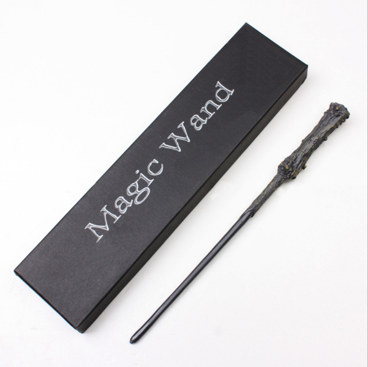 Wholesale Harry Potter Magic Wand Harry Potter Shining LED Magic Wand Toy Film And Television Props