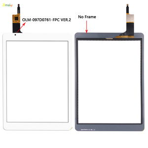 Image 3 - 9.7 Inch Touch Screen OLM 097D0761 FPC Ver.2 For Teclast X98 Air III 3 Glass Panel Digitizer Sensor Replacement 097137 01A V1