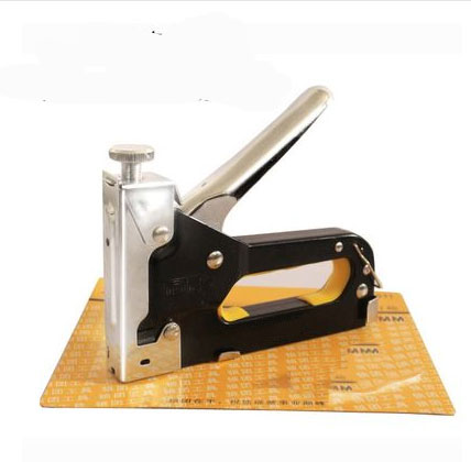 Hot Multitool Nail Staple Gun Furniture Stapler For Wood Door Upholstery Framing Rivet Gun Kit Nailers Removing Tool