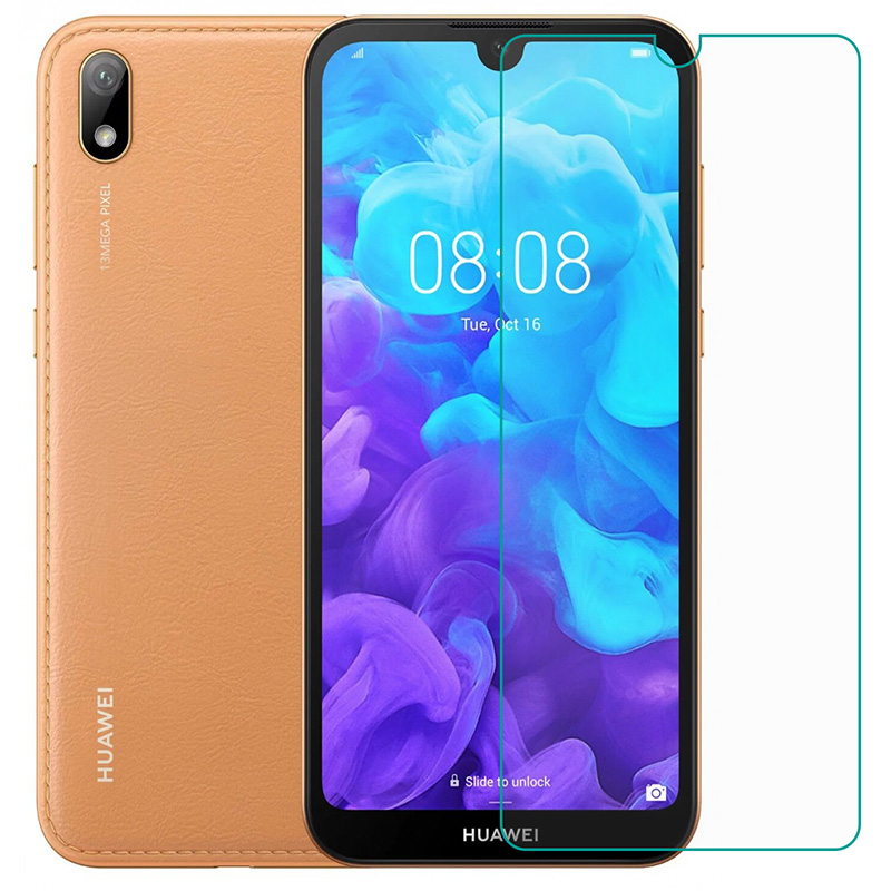 Tempered Glass For Huawei Y5 2019 AMN-LX9, AMN-LX1, AMN-LX2, AMN-LX3 Protective Film Explosion-proof Screen Protector Cover