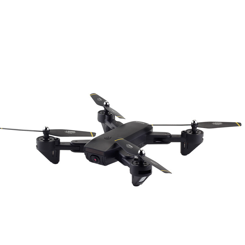 Dm107s Folding Unmanned Aerial Vehicle Optical Flow Positioning Gesture Photo Shoot Double Camera Aerial Photography Quadcopter