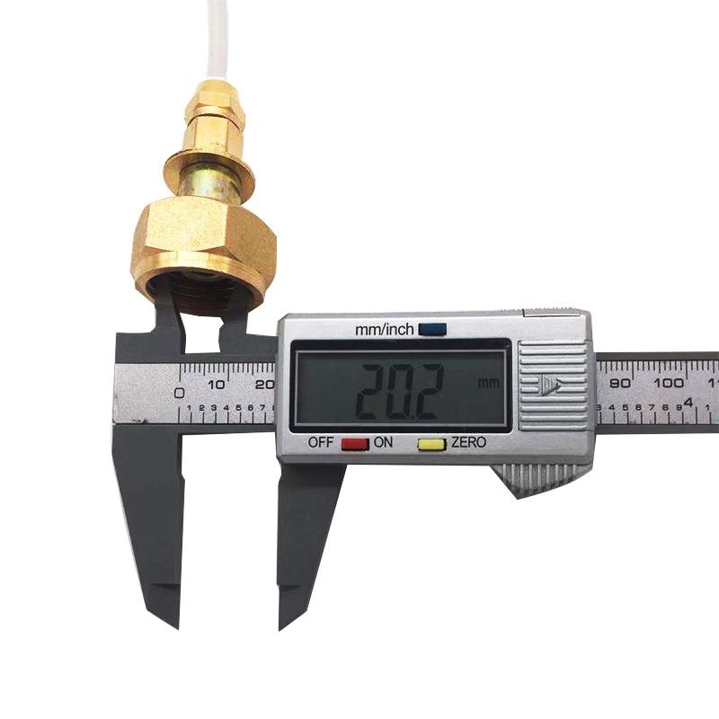 Lauko kempingo dujinės viryklės propano pildymo adapterio bako - Kempingai ir žygiai pėsčiomis - Nuotrauka 4