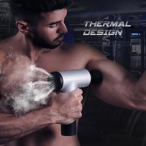 Image 2 - כדאי חדר כושר כושר Fascia אקדח גוף הרפיה עיסוי מכונה אימון שרירים להירגע משולב ציוד עבור גברים נשים