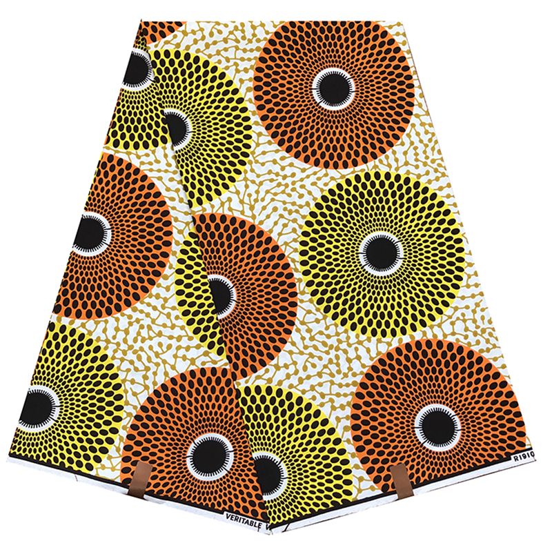African Ankara Fabric New Arrival African Wax Print Fabric 2020 African Fabric Cotton For Dress 6yards