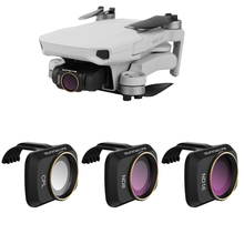 สำหรับ DJI Mavic MINI Drone ตัวกรองเลนส์กรอง CPL + ND8 + ND16 Polar Neutral Density Filter สำหรับ Mavic MINI อุปกรณ์เสริม
