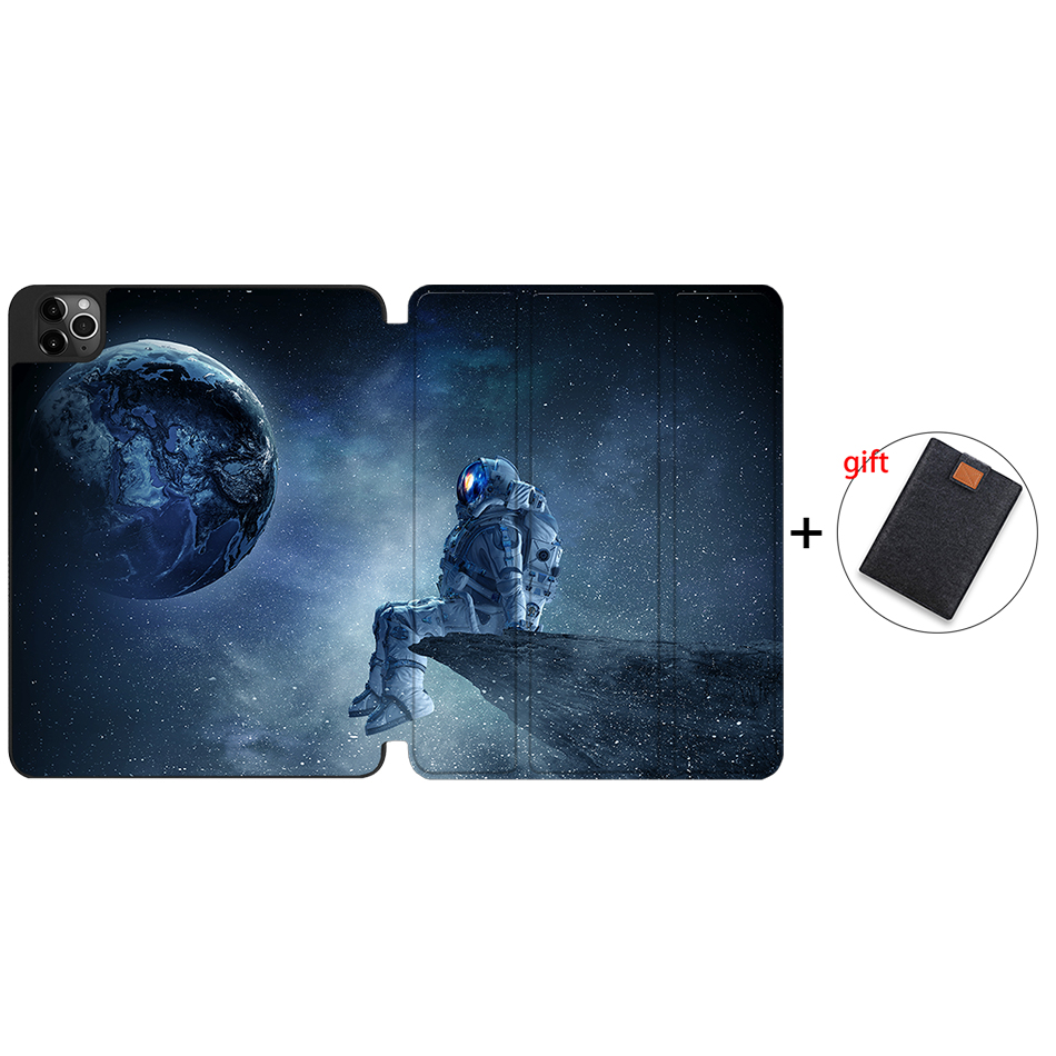 IPTPU01 Red MTT 2020 New Tablet Case For iPad Pro 12 9 inch A2229 A2233 Soft TPU Back