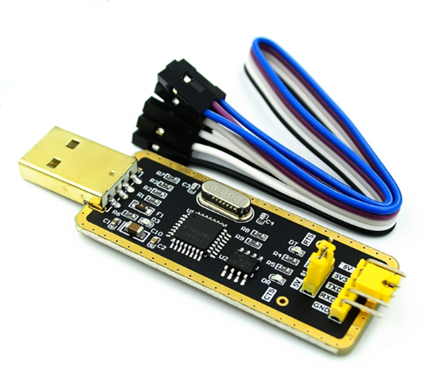 1pcs / Lot Ft232 Module USB To Serial Port USB To TTL Upgrade Download / Brush Board Ft232bl / RL Tu Haojin