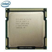Intel Core i5-670 i5 670 3.46GHz çift çekirdekli CPU İşlemci 4M için 73W LGA 1156 test 100% çalışma