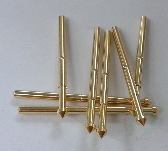 Huarong Test Pin PA125-E Spring Pin 2.5MM Conical Head Triangle Head