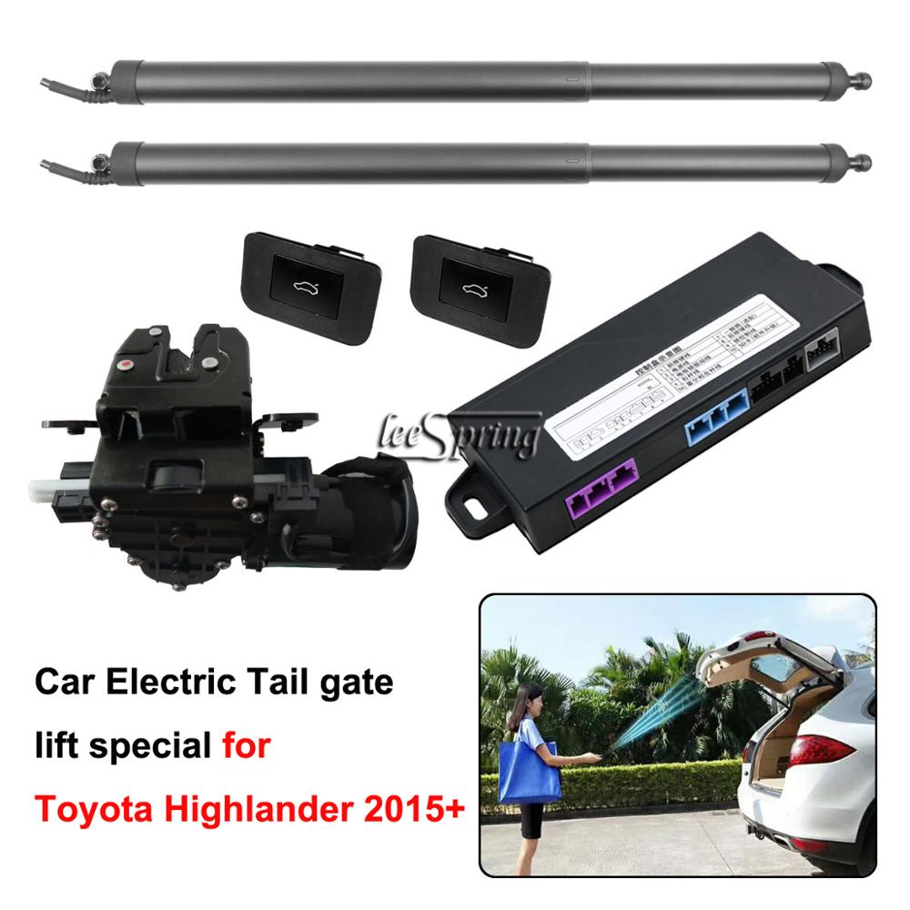 Car Smart Electric Tail Gate Lift Auto Parts For Toyota Highlander 2015+