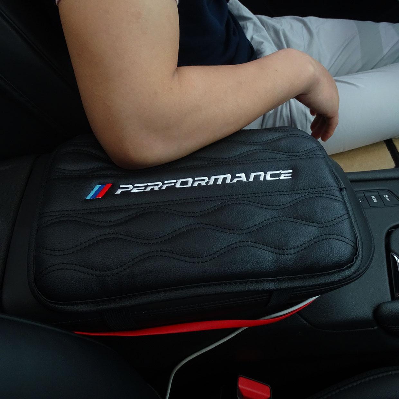 Автомобильные коврики для подлокотников, чехлы для ручной подушки для BMW E46 E52 E53 E60 E90 E91 F30 F20 F10 F15 F13 M3 M5 M6 X1 X3 X5 X6 Z4