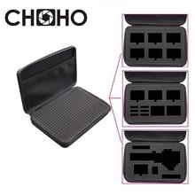 Bag Case Camera-Accessories Osmo Pocket Gopro Foam DIY Xiaomi SJCAM Shockproof for 8/9