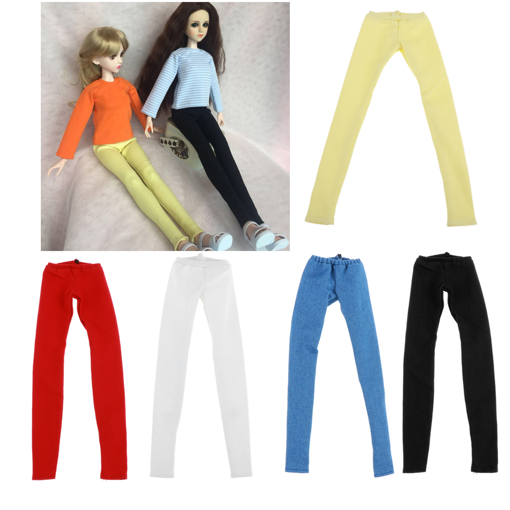 1/4 BJD Doll Clothes - Pencil Pants Fashion Style For MSD SD AS DZ DOD Dollfie Or Other 45CM Jointed Doll Dress Up Accessory