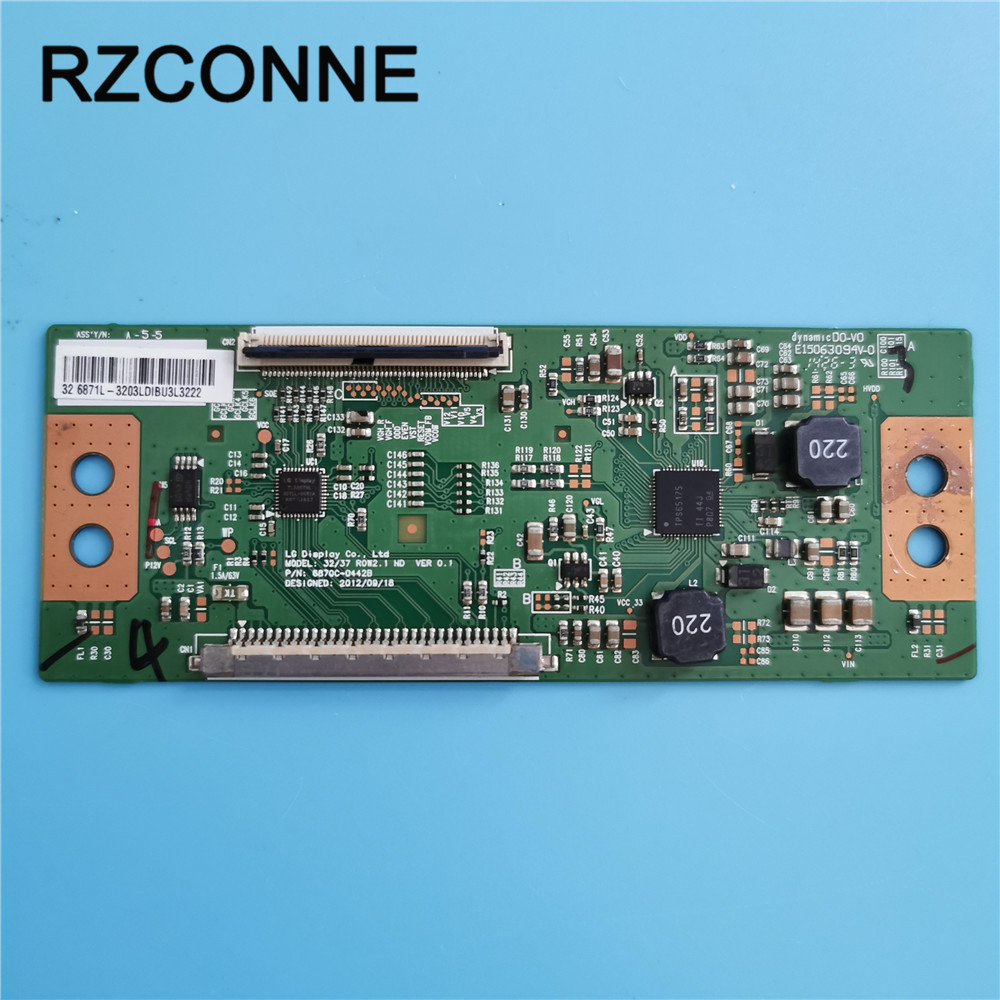 T-con  Board For LG  32/37 ROW2.1 HD VER 0.1 6870C-0442B LED32EC330J3D
