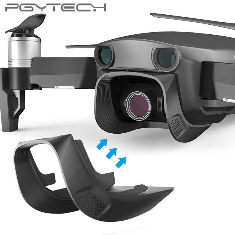 PGYTECH Mavic Air Lens Hood Protector Sun Shade Glare Shield Gimbal Shade Anti Flare Lens Camera For DJI Mavic Air Accessories