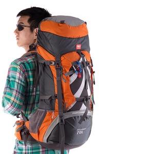 Image 4 - Yürüyüş sırt çantaları 70L büyük kapasiteli tırmanma Trekking seyahat sırt çantası Unisex Softback su geçirmez sırt çantası