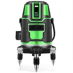 W podczerwieni Instrument zielone światło wysokiej precyzji lasera 2-Line 3-(linia 5) -linia automatyczna wyrównywania poziomu instrument zielone światło