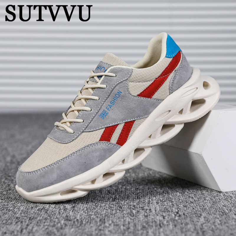Men's Casual Shoes For Man Sneakers Durable Trainer Zapatillas Deportivas Hombre Fashion Sport Running Shoes Tennis Masculino