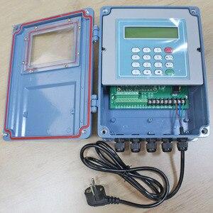 Image 3 - Fixed Ultrasonic Flow Meter TDS 100F1พร้อมM2 Transducer DN50 700mmหรือF S2 Sendor DN15 100mm Wall Mountคลิป On flowmeter