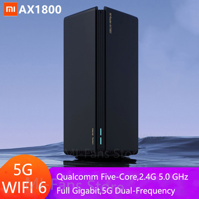 Newest Xiaomi Router AX1800 Wifi 6 Gigabit 2.4G 5GHz 5-Core In Accra-Ghana 1