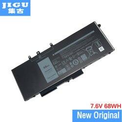 JIGU oryginalna akumulator do laptopa GJKNX GD1JP do Dell Latitude 5480 5490 5491 5580 E5280 E5580 7.6V 68WH|Akumulatory do laptopów|   -
