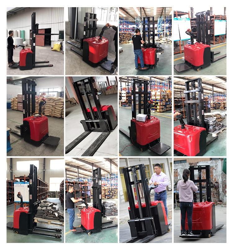Hdac9ab950f2e49d79c0420d2b8df2a8cz - Hot product hydraulic electric stacker/manual forklift/material handling equipment