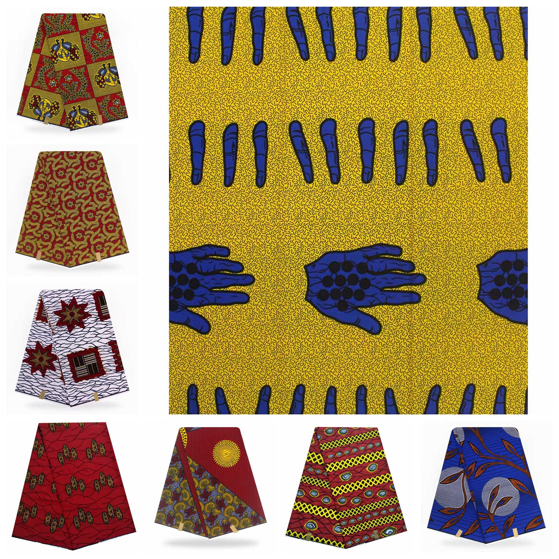 Verdadera cera nigeriana verdadera telas de encaje ASO EBI  africano algodón estampado verdadera cera de Ankara Pagne Africana cera  verdaderaTela