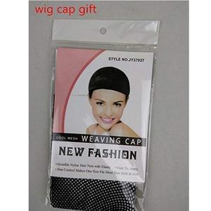 Image 5 - HAIRJOY 합성 머리 여자 라이트 금발 짧은 레이어 곱슬 가발 4 색 무료 배송