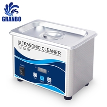 Granbo Home Ultrasound Washer 800ml 60W Digital Timer Ultrasonic Cleaner Bath Sonicator Jewelry Coins E-cig Parts manicure tools portable ultrasonic cleaner 1 4l bath baby bottle vegetable ring coins glasses shaver watch electronic parts ultrasound washer
