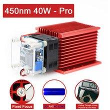 450nm 40w-professional versão, focal fixo, cabeça de laser, tecnologia de ponto comprimido, ultra-rápido gravura de aço inoxidável