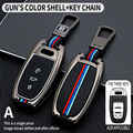 Car Remote Smart Key Cover Fob Case Shell For Audi A1 A3 A4 A5 A6 A7 A8 Quattro Q3 Q5 Q7 2009 2010 2011 2012 Car Accessories