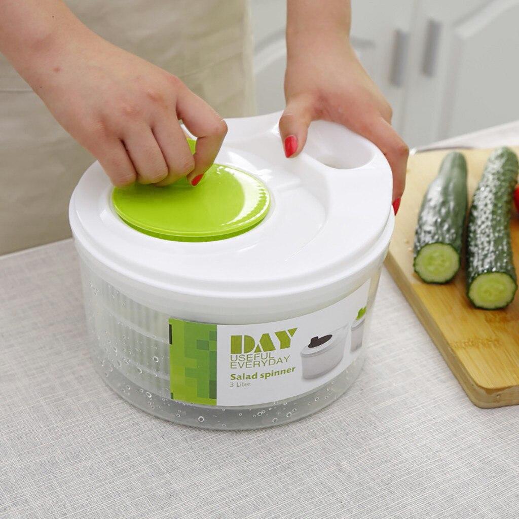Салатный Спиннер, салат, зеленая мойка, сушилка, слив, ситечко для мытья, сушка, листья, фрукты, овощи, кухонный аксессуар # s