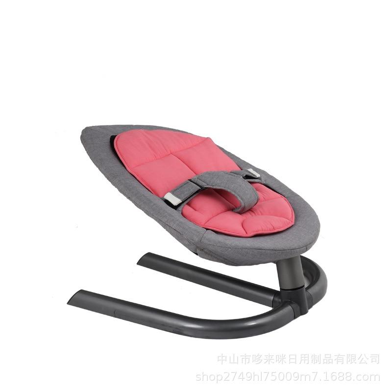 Baby Rocker Comfort Chair Baby Recliner Multi-Function Baby Sleeping Artifact Newborn Children Shake Bassinet