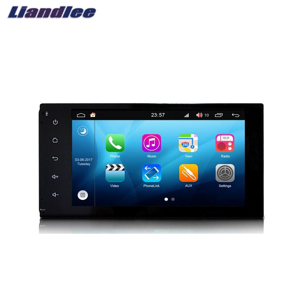 Per Toyota 4Runner 2002 2003 2007 2008 2009 Car Stereo Radio Multimediale Android Schermo di Tocco di HD Visualizzatore GPS sistema di navigazione - 4