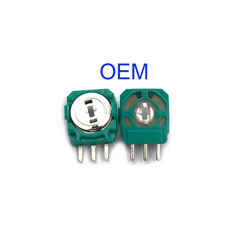 50 pçs substituição trimmer potenciômetro sensor para