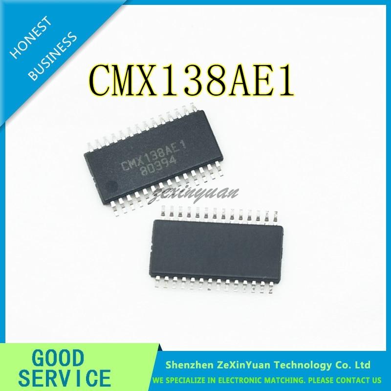 2 قطعة-10 قطعة CMX138AE1 CMX138AE CMX138A CMX138 TSSOP-28 جديد الأصلي