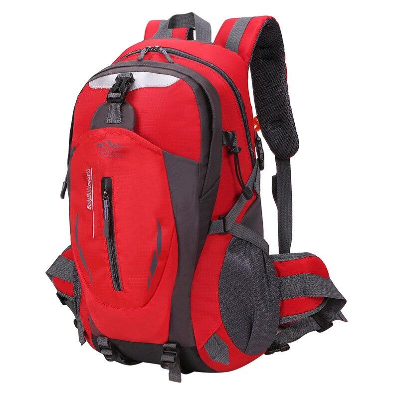 30L Männer Frauen Outdoor Angeln Taschen Wasserdichte Reise Trekking Rucksack Klettern Wandern Camping Rucksack Taktische Sport Taschen