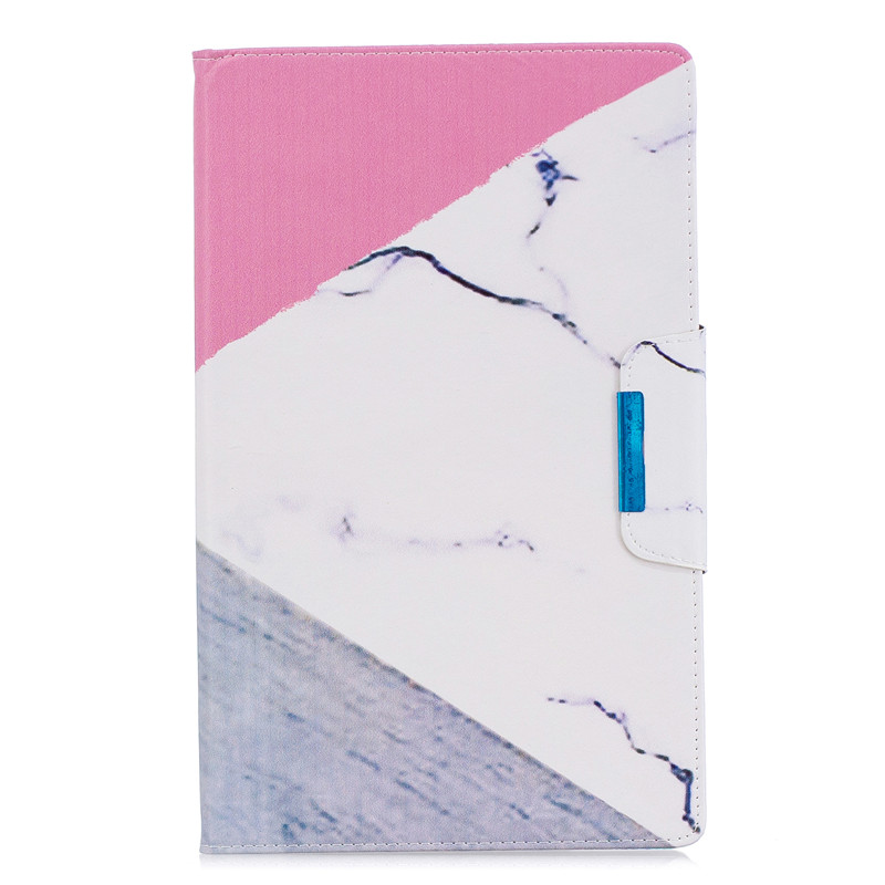 Marble A Silver Funda for iPad Pro 11 2020 Case Kawaii Unicorn Panda Flamingo Tablet Cover For Coque iPad