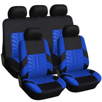 Hot 5 Car Seat Covers Of 9 Sets Car Seat Cover For Sedans Auto Interior Crossovers Styling Protect Decoration фото