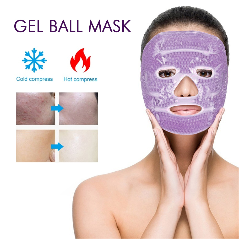 Ice Gel Eye Mask Summer Essential Sleeping Eye Masks Relieve Eye Fatigue Cool Patches For Eyes Pads Remove Dark Circles TSLM1